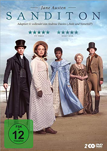 Jane Austen: Sanditon [2 DVDs]