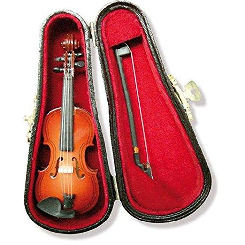 Geige Miniatur mit Geigenkasten