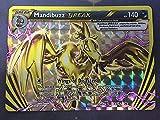 Mandibuzz Break - XY182 - Boîte à Casser Arcanine Promo