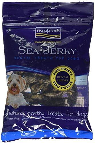 Fish4Dogs Sea Jerky Fish Twists 100 g