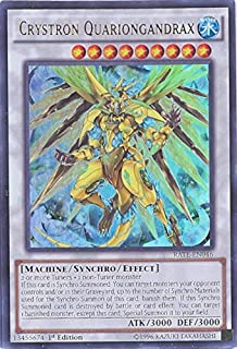 Best yugioh crystron quariongandrax Reviews