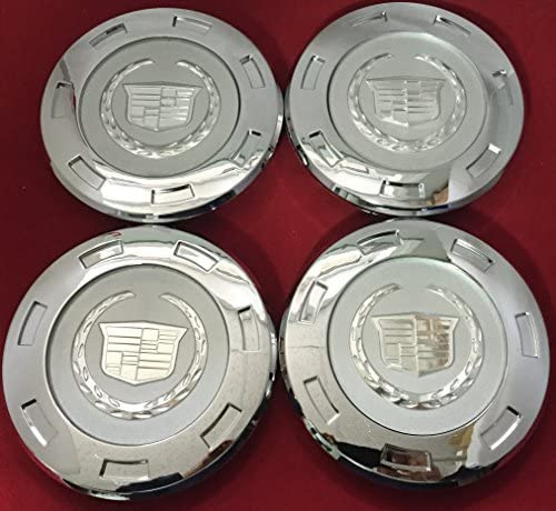 Replacement CC25 9596649 07-12 Cadillac Max 86% OFF Set Escalade Chrome 4PCS Challenge the lowest price of Japan ☆