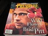 Premiere Magazine (Brad Pitt , Stella !...Marlon Brando , Johnny Depp , Terence Stamp, October 1994)