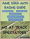 June 2020 Auto Racing Guide: Nascar Race Releases for May 20-June 21, 2020