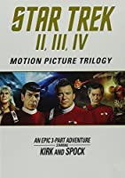 Star Trek: Motion Picture Trilogy/ [DVD] [Import]