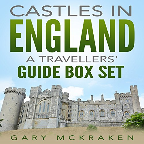 Castles in England audiobook cover art