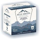 Blue Roastery Genuine Jamaica Blue Mountain Coffee for Keurig 18 ct - Packaging May Vary