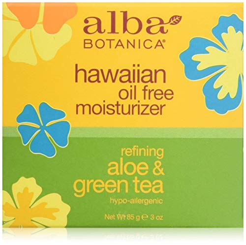 Alba Botanica Hawaiian Oil-Free Moisturizer, Aloe
