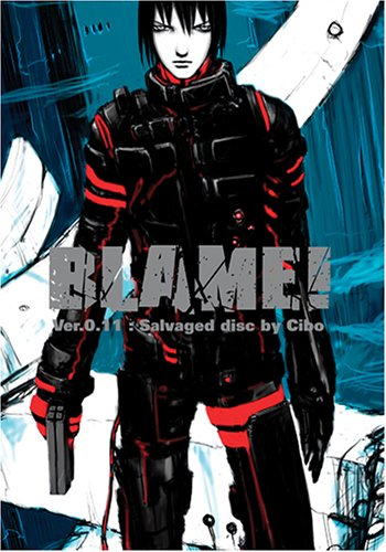 Blame!, Vol. 1: Ver.0.11 - Salvaged Disc by Cibo