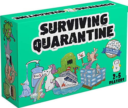 Surviving Quarantine The Card Game