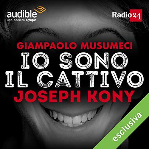 Joseph Kony copertina