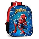 Marvel Spiderman Black Sac à dos enfants 33 centimeters 9.8000000000000007 Multicolore (Multicolor)