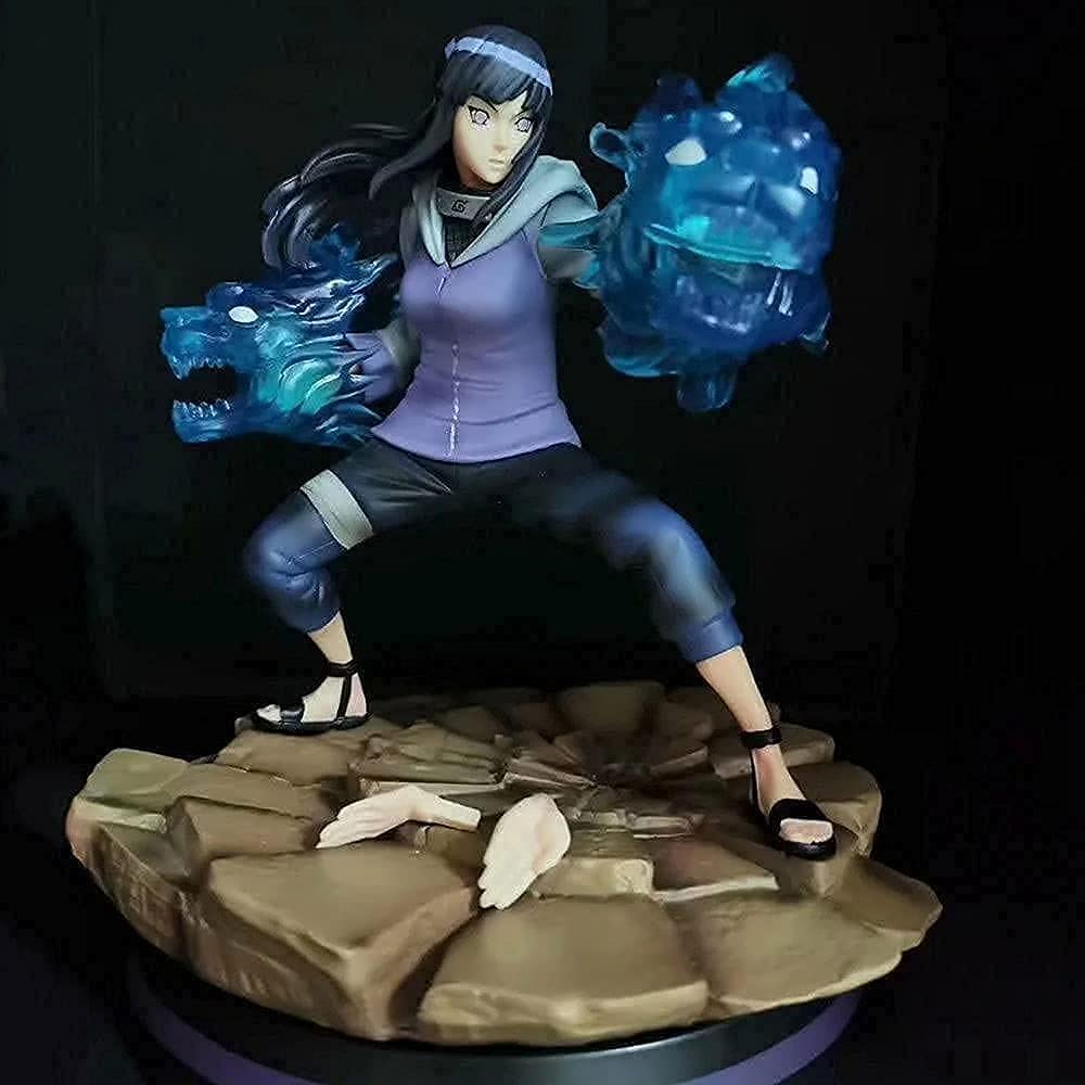 GK Hyūga Hinata Fight New product! New type Two Lions Model Statue Change Can Fi Minneapolis Mall Hand