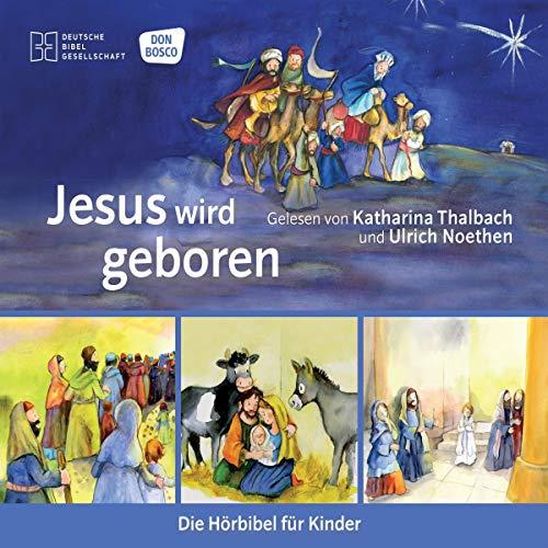 Jesus wird geboren cover art