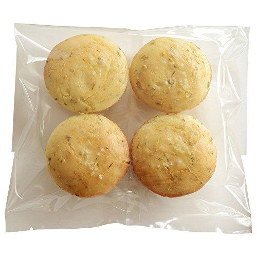 グルテンフリー 天然酵母 米粉パン ハーブミックス 4個セット gluten free bread