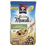 Quaker Golden Muesli Amande Noisette Raisins 500 g