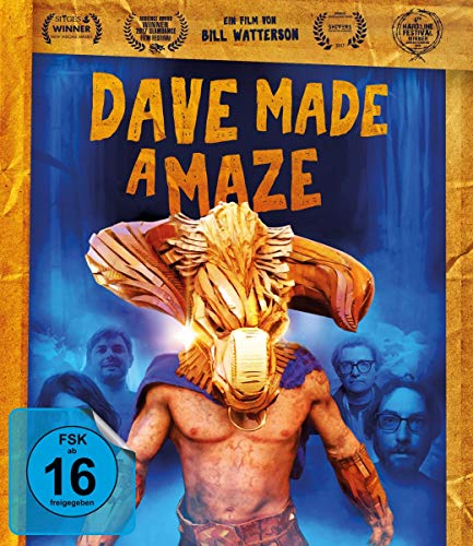Dave Made a Maze [Blu-Ray] [Import]