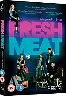 Fresh Meat - Complete First Series