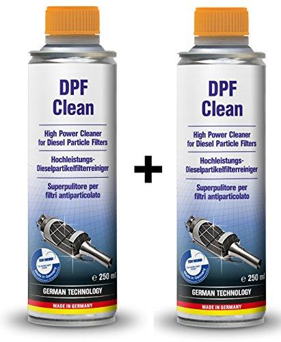 Detergente FAP (Filtro AntiParticolato) per la Manutenzione/Pulizia di Motori Diesel, da 500ml, Certificato TÜV