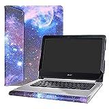 Alapmk Spécialement Conçu Protection Housses pour 13.3' Acer Chromebook R13 R 13...