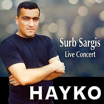 Surb Sargis: Live Concert
