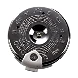 TANOU C-C Chromatic Pitch Pipe w/ Note Selector & Case