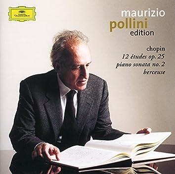 Chopin: 12 Etudes Op.25; Sonata in B flat minor Op.35