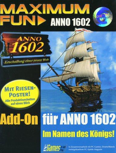 Anno 1602 - Im Namen des Königs Add-On