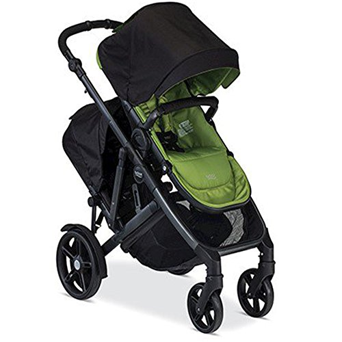 Britax B-READY Peridot Stroller With Second Seat