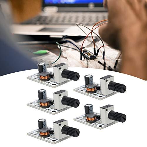 Controlador PWM, controlador de atenuación PWM de alta eficiencia Precisión de alta corriente para motores de CC Controles de la velocidad para ajustar la luz LED