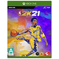 NBA 2K21 Mamba Forever Edition (輸入版:北米) - XboxOne