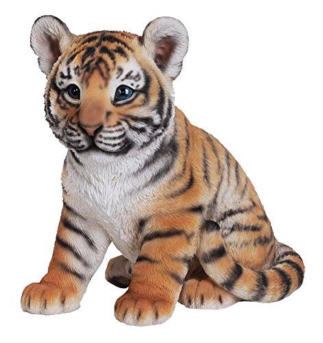 Hi-Line Gift Ltd Sitting Baby Tiger, 95'