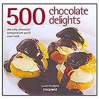 500 CHOCOLATES-HB 9789812750051 英文原版