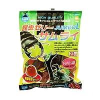 マルカン 昆虫ゼリー サムライ ジャンボL (23個入) 昆虫ゼリー カブトムシ クワガタ 3袋入り