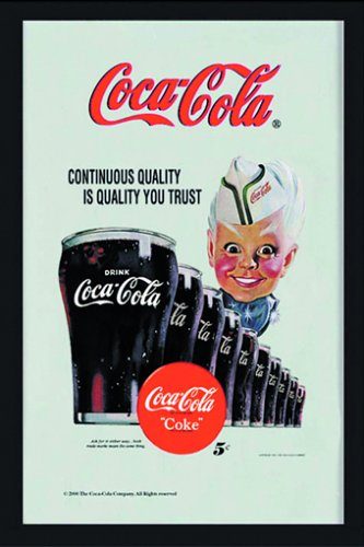 Coca-Cola Spiegel Coke Sprite Boy