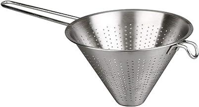 Menax - Colador Chino de Cocina - Acero Inoxidable - Ø 14 cm