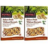 Nutraj Dried Broken Walnut Kernels , (6-8 Pieces Broken) 500g (2 X 250g)