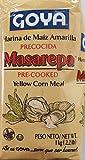 Harina de Maiz / 1 kilo / Precocida