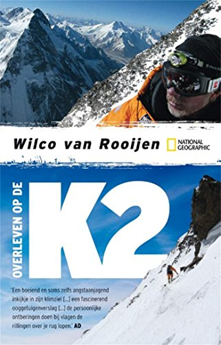 Overleven op de K2 (Dutch Edition)