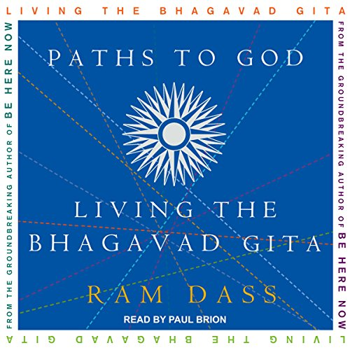 Paths to God audiobook cover art