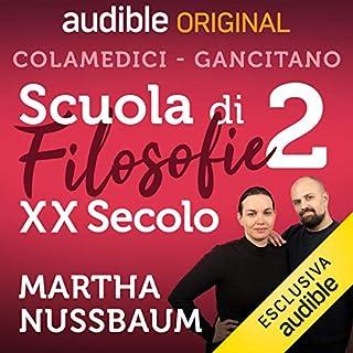 Martha Nussbaum copertina