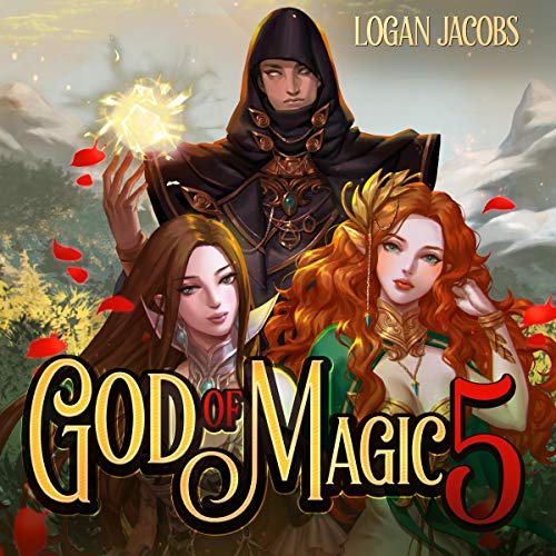God of Magic 5 cover art