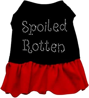 Spoiled Rotten Rhinestone Dog Dresses