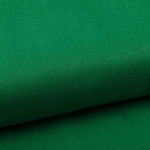 Feutrine à la Coupe - Epaisseur 2mm - Vert Real - par 50 cm