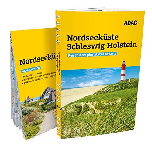 ADAC Reiseführer plus Nordseeküste Schleswig-Holstein mit Inseln: mit Maxi-Faltkarte zum Herausnehmen