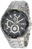 Best Casio Edifice Watches - Casio Edifice Chronograph Black Dial Men's Watch Review