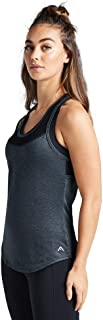 Rockwear Activewear Women's Marathon Butterly Back Singlet Charcoal 6 from Size 4-18 for Singlets Tops