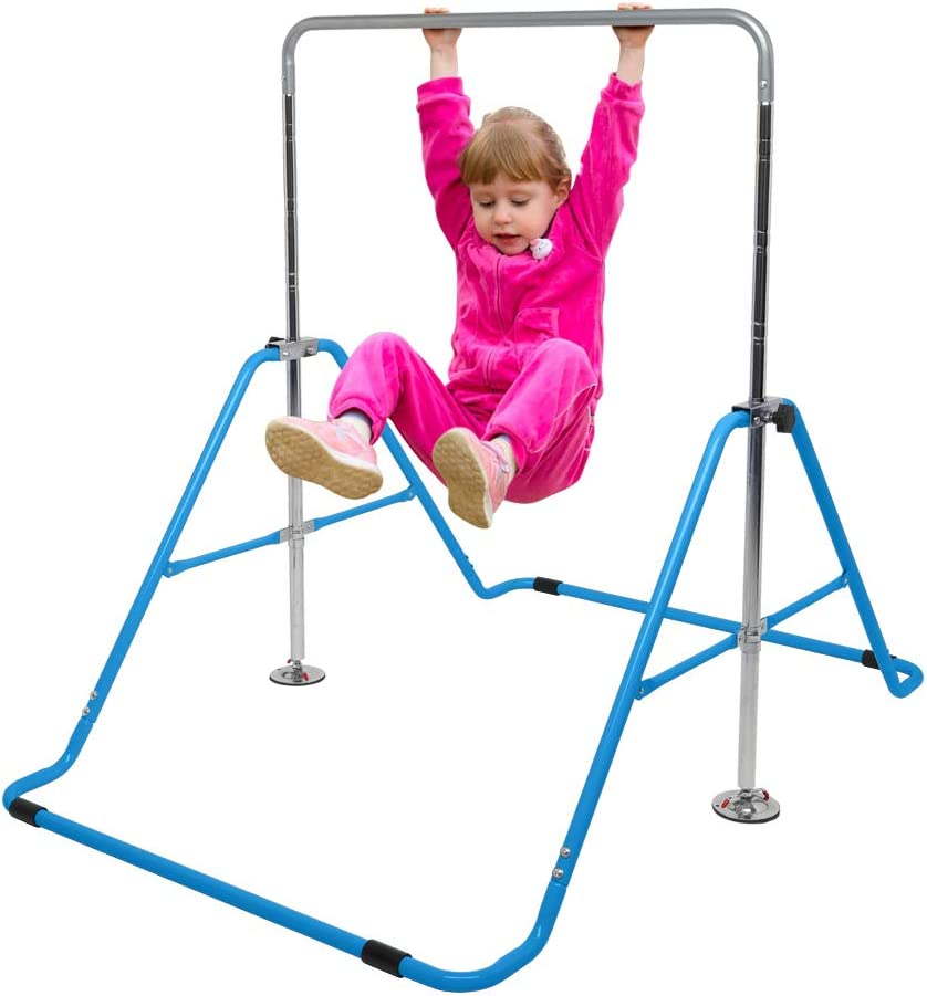 Real High order D Expandable Foldable Gymnastics Adjustable Bars Children's Elegant