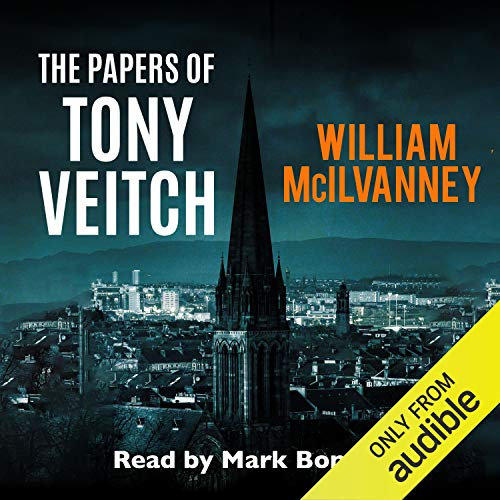The Papers of Tony Veitch cover art