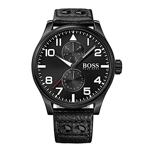 Armbanduhr Herren Hugo Boss AEROLINER 1513083